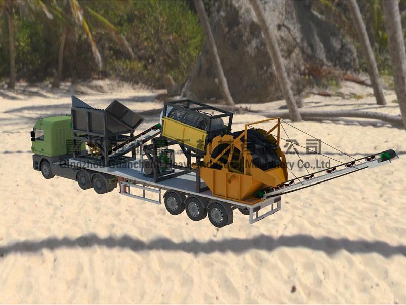 海沙淡化设备
